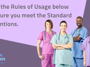 Study the Rules of Usage below to ensure you meet the Standard Conventions.