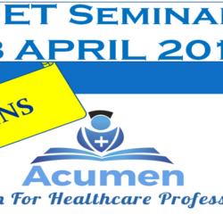 OET Seminar